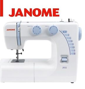 JANOME-SEWING-MACHINE-2032-BASIC-SIMPLE-EASY-TO-USE-14-Stitch-machine
