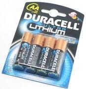 Duracell Ultra Lithium
