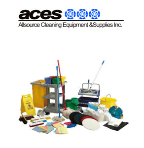 Janitorial supply & equipment