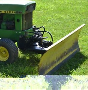 Tractor, blade and cart package London Ontario image 3