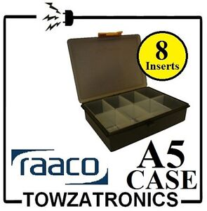 A5 Raaco Service Case (Assorter) 8 Compartment Box