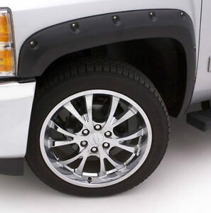 Extension d'ailes avec Rivets  GMC Sierra 1500 - 2014-17