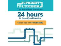24 hours plumbing services