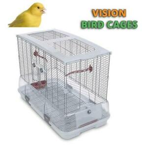 NEW* VISION LARGE BIRD CAGE L01 231999521 PETS BIRD CANARY 7 inches long x 31 inches wide x 22 inches high