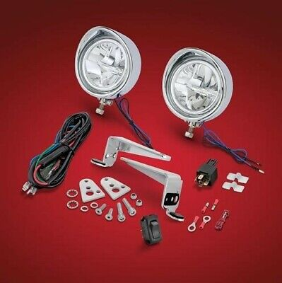 Victory 2010 up Cross Country Show Chrome Cree LED Driving Light Kit 30-110L
