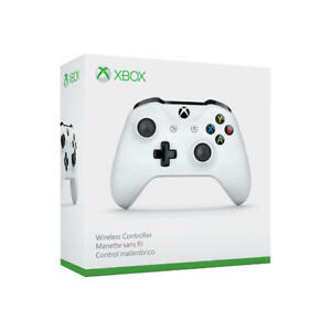 Brand New in Box Xbox One White Controller