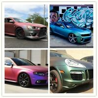 VF-AutoStyle Car Full-Body Chameleon Plasti-Dip