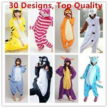 Kigurumi Animal Onesie Pyjamas Cosplay Anime Costume 30 Designs Stirling Stirling Area Preview