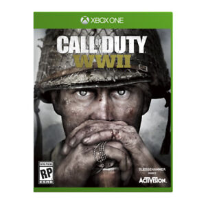 Call of Duty World War 2 (COD WWII) for XBOX One