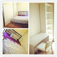 CITY▇SPACIOUS DOUBLE ROOM looking for CLEAN & TIDY flatmates Sydney City Inner Sydney Preview