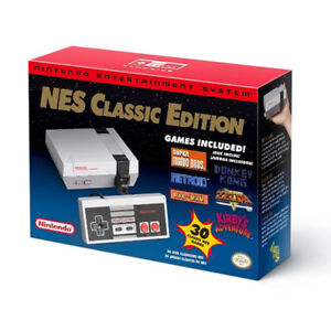 NES Mini Classic Edition with Extra Controller - Brand new