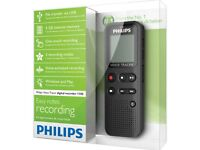 Philips DVT1100 dictaphone