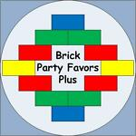 Brick Party Favors Plus