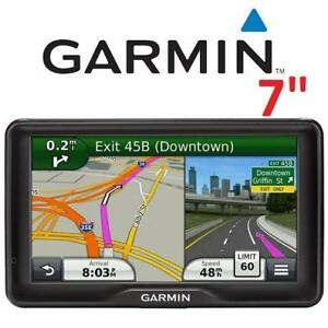 "REFURB GARMIN DEZL GPS 7"" 760LMT 200714029 USA  CANADA MAPS NAVIGATION SYSTEM REFURBISHED BLUETOOTH"