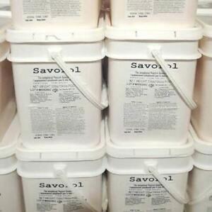 BUTTER FLAVOURED SALT (SAVOROL) - 33LB PAIL