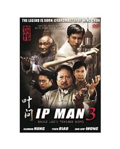 5 Reasons Why Ip Man 3 is an Awesome Wing Chun Movie
