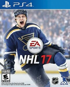 NHL '17 PS4 UP FOR SALE
