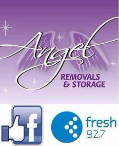 Angel Removals, Storage and Backloading Services, Quality Service Salisbury Salisbury Area Preview