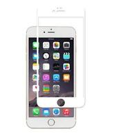 NEW Moshi iVisor Glass White Screen Protector for iPhone 6 Plus