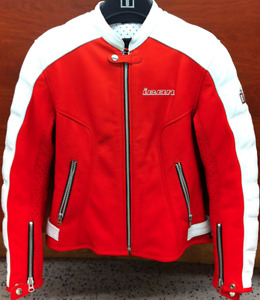 Womens Large ICON Tuscadero Motorcycle Jacket-BRAND NEW CONDITIO