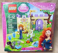 New in box Lego Disney Merida's Highland Games Brave Set 41051