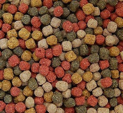 Koifutter Multi Mix 15 kg *4 Sorten Mix* Pelletgröße 6 mm Koi Futter Teichfutter