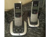 Bt twin phone inc answer machine