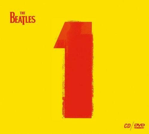 Beatles - 1 (1CD+1DVD) DVD