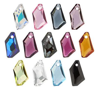 6670 De Art (Genuine SWAROVSKI 6670 De-Art Crystals Pendants * Many Sizes & Colors )