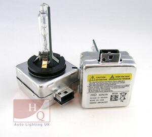 D3S / D3C 6000K HID XENON Lights Replacement Headlamp Bulbs Lamps