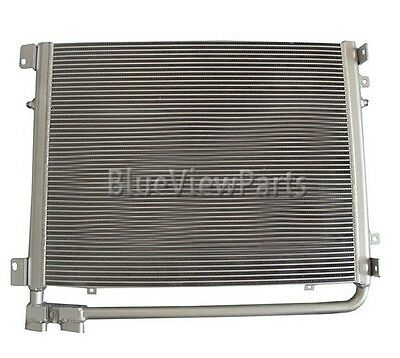 Aluminum hydraulic oil cooler for Komatsu PC220-7 excavator
