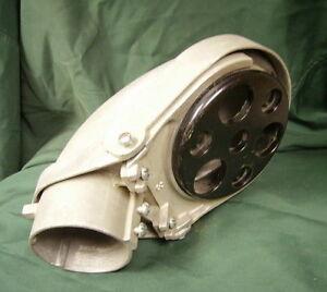 "WEATHER HEAD 3""  set screw aluminum GOOD USED CONDITION"