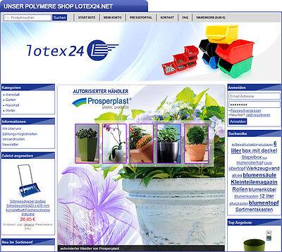 Onlineshop lotex24.net