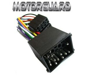 ROVER-25-45-75-CD-RADIO-STEREO-ISO-WIRING-HARNESS-ADAPTOR-PC2-05-4