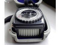 Gossen Sixtino Exposure Meter a Rare collector's item