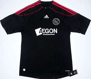 2009-10-Ajax-Football-Shirt-Soccer-Jersey-Top-Holland