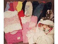 Girls clothes bundle - 18-24 months.