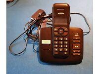 New Binatone Cordless Answer Machine Phone / Telephone