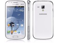 Samsung Galaxy S Duos SM-S7562 unlocked with 2 sim trays £55 collect West Bromwich B70 !!