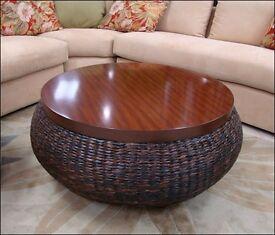 Palecek Havanawood Coffee Table in VGC RRP 1900