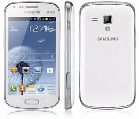 Samsung Galaxy S Duos SM-S7562 unlocked with 2 sim trays £55 collect West Brom B70 8EX Great offer