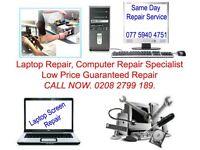 Laptop Repair, Computer, Mobile Repair we cover Leytonstone, Wanstead, Stratford, Chigwell, London.