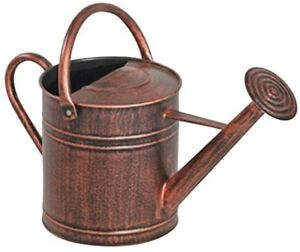 Panacea 84872 Copper Watering Can, 2 Gallon, Metal