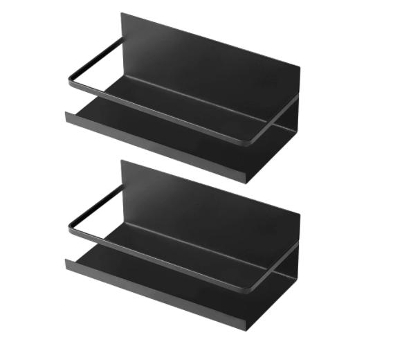 2 pack magnetic shelf for refrigerator magnetic