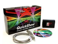 pangolin quickshow FB3 for laser show