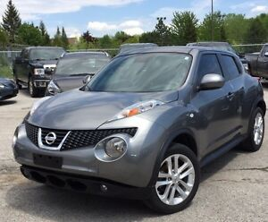 2012 Nissan Juke SL AWD SL with Sunroof, Auto, Heated Seats,...