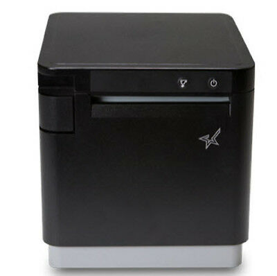 Star Mc-print3 Thermal Printers Lan. Usb Black Mcp31l Bk Us