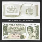 St Helena Banknotes
