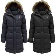 Ladies Padded Coat