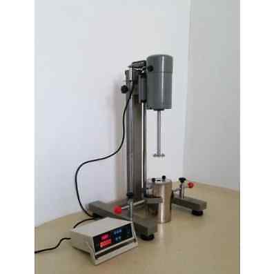 Digital Display High-speed Disperser Lab Homogenizer Mixer Fs-1100d 220v M